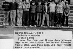 Lecaroz-1976-1977.-7oB-EGB